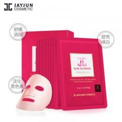 Jayjun玫瑰丝滑嫩白面膜