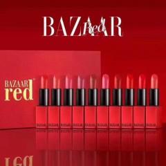 BAZAAR RED时尚芭莎新年女排礼盒装
