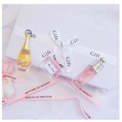 Dior/迪奥女士香水小样套装礼盒 5ml